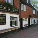 Rose & Crown, Ham Lane, Burwash